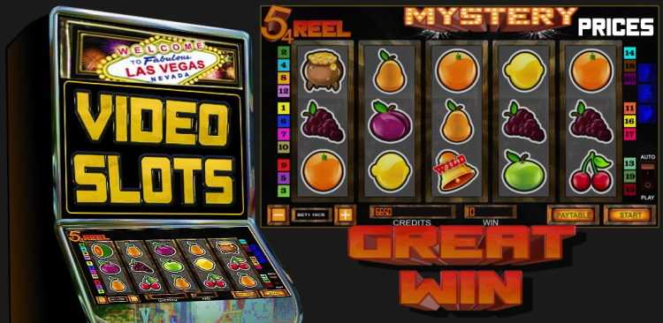 Video Slots Best Games For Real Money Gambling And For Trial